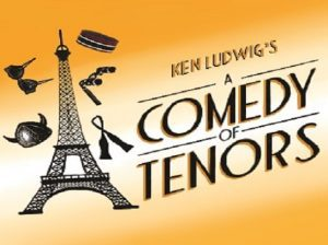 A Comedy of Tenors (Evening) @ Early Bird Dinner Theater