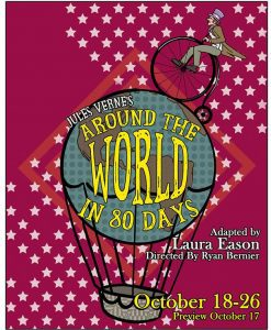 Around The World in 80 Days (Matinee) @ Stageworks Theatre