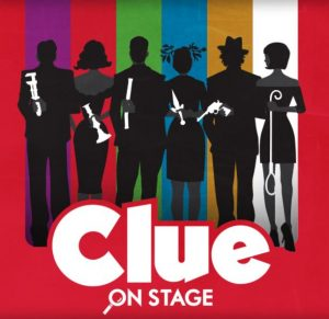 "Aeon Life Theater presents ""Clue"" 8pm @ The Italian Club"